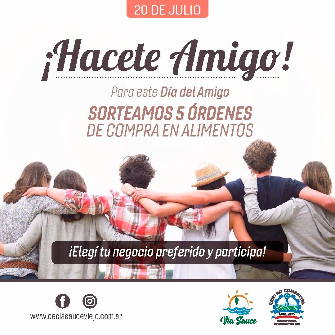 Campaña Día del Amigo 2021